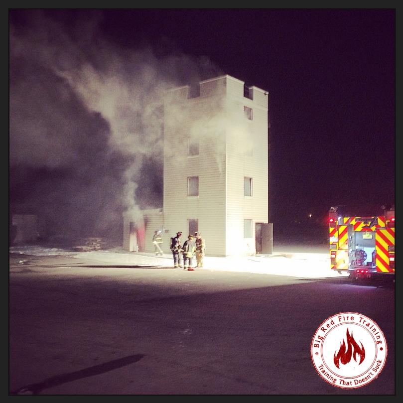 Burn Building